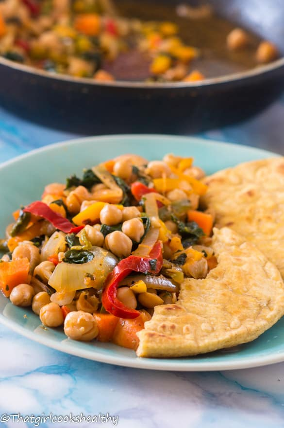 Vegetable and chickpea stew4