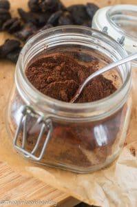 How to make date sugar (Paleo/Gluten free)