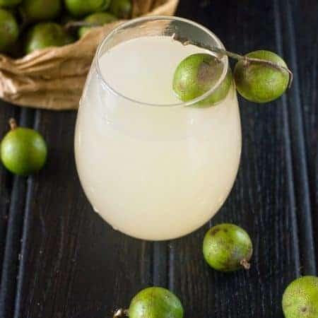 Guinep juice5 450x450 - Guinep juice (Spanish lime)