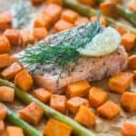 Baked salmon with asparagus1 150x150 - Baked salmon with asparagus