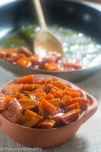 Easy candied yams