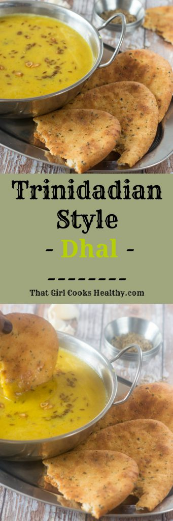 dhal trini 341x1024 - Trinidadian style dhal recipe