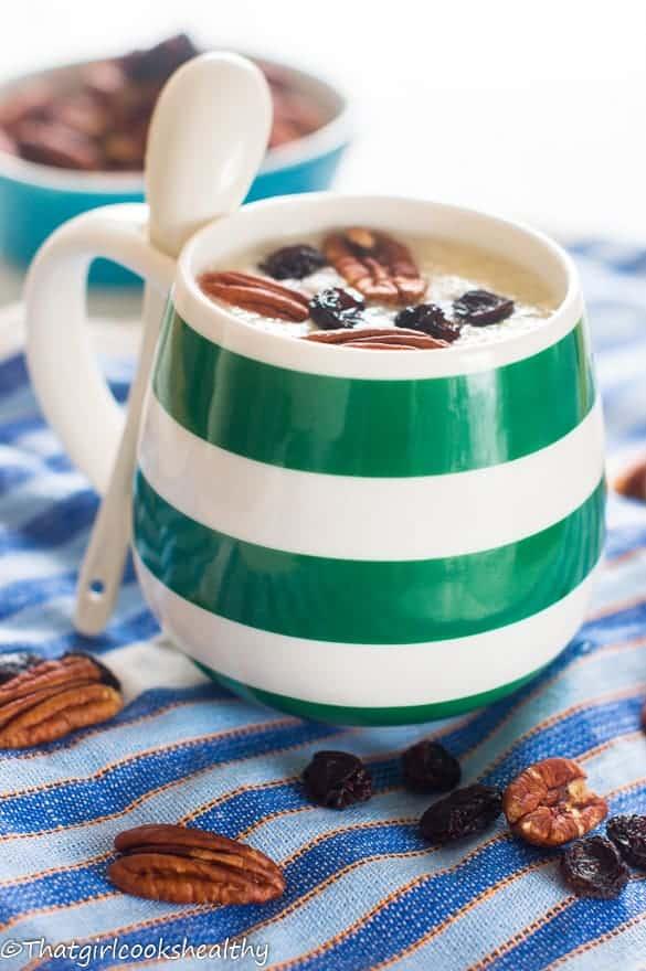 Millet porridge2