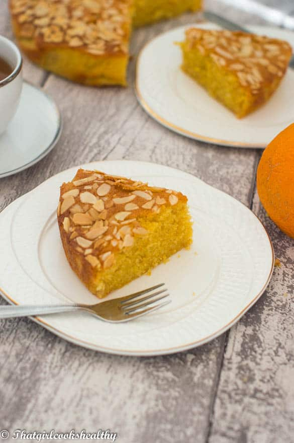 Flour orange almond cake33 - Flourless orange almond cake