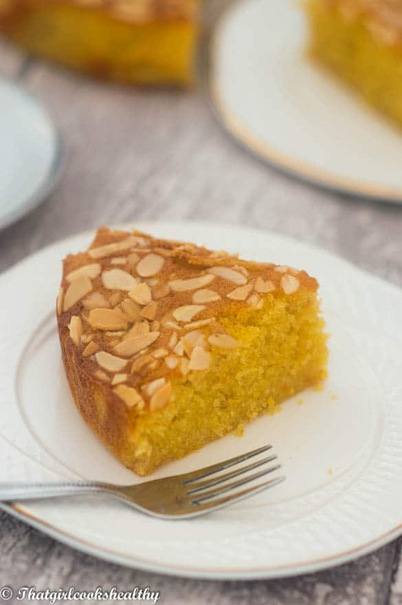 Flourless orange almond cake44 - Flourless orange almond cake