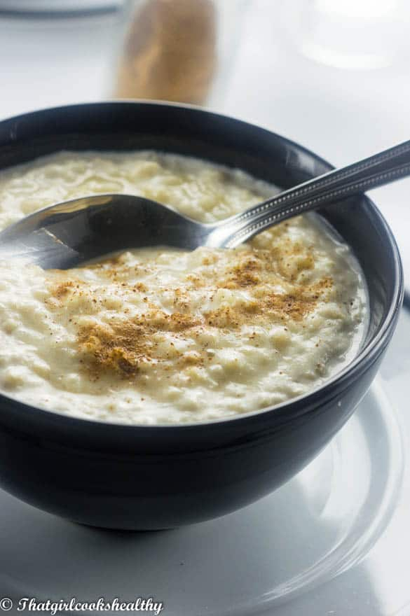 Jamaican rice porridge recipe