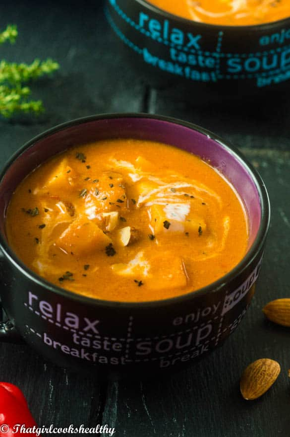 Almond-soup-paleo-vegan