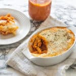 Gluten free pasta bake