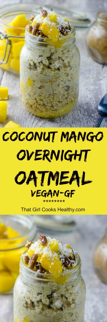 Coconut-mango-overnight-oatmeal