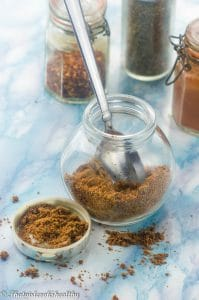 All purpose seasoning blend