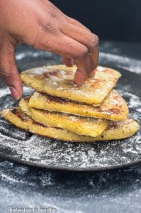 Potato farls recipe (Caribbean style)