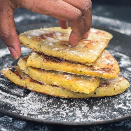 Caribbean-potato-farls
