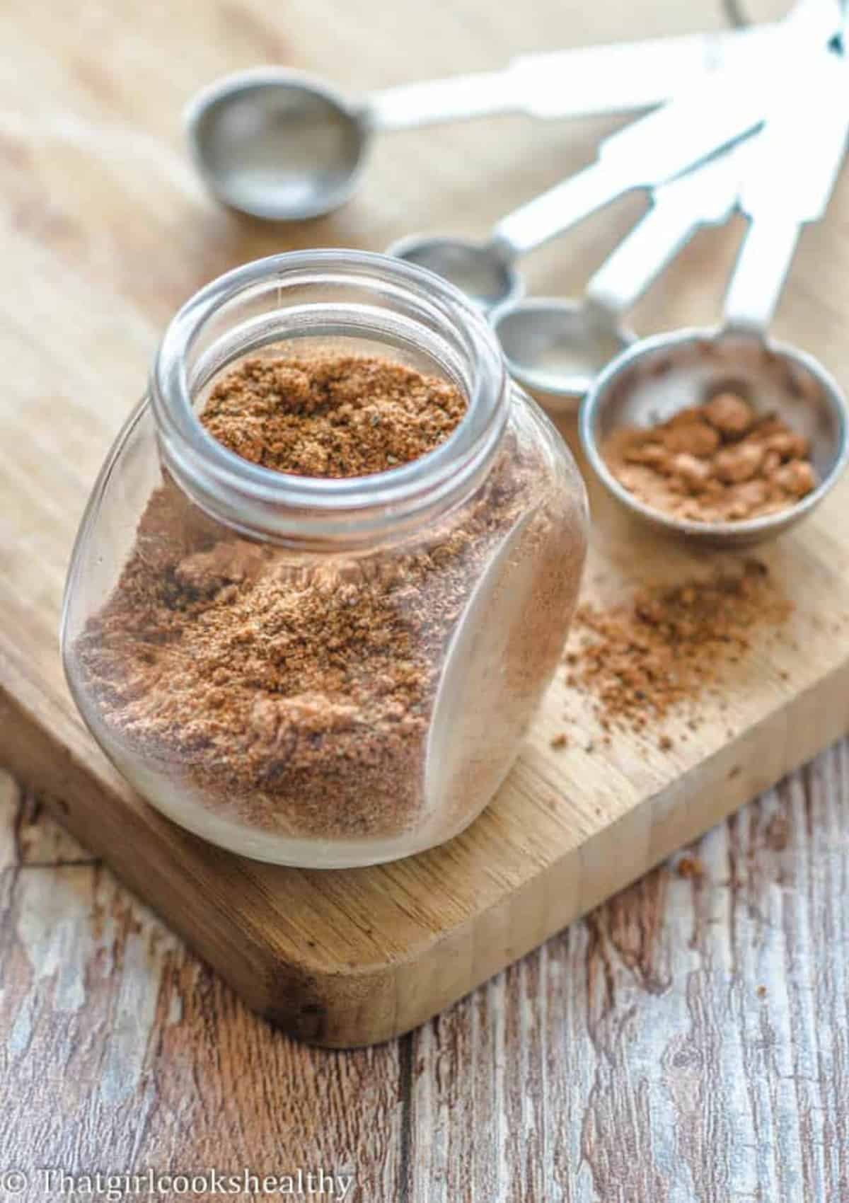 seasoning jar