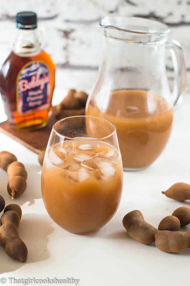 Tamarind juice recipe