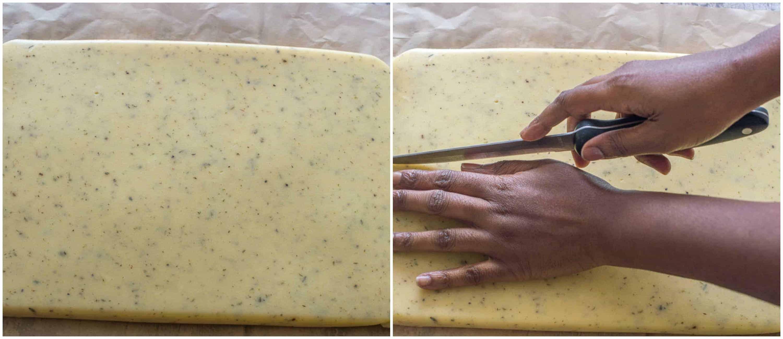 funchi fries steps 7 8aa - Funchi fries (Dutch Caribbean)
