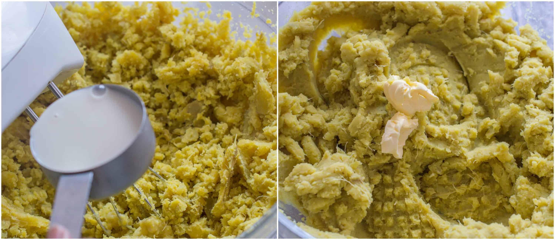 Caribbean creamy mash potato steps 9 10 - Caribbean creamy mashed potatoes