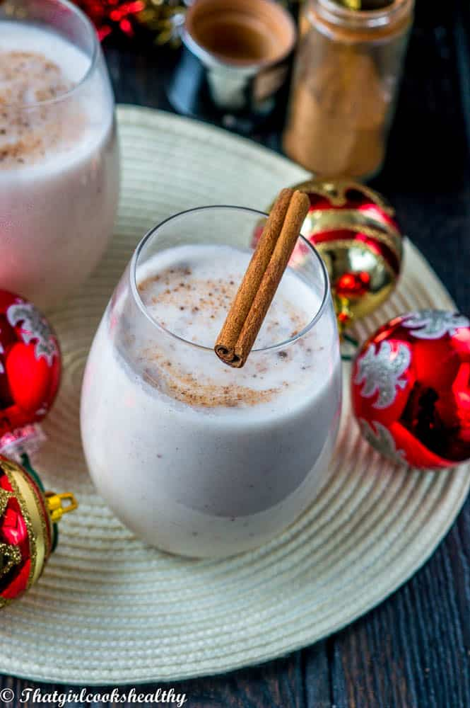 Coquito drink