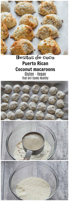 besitos de coco