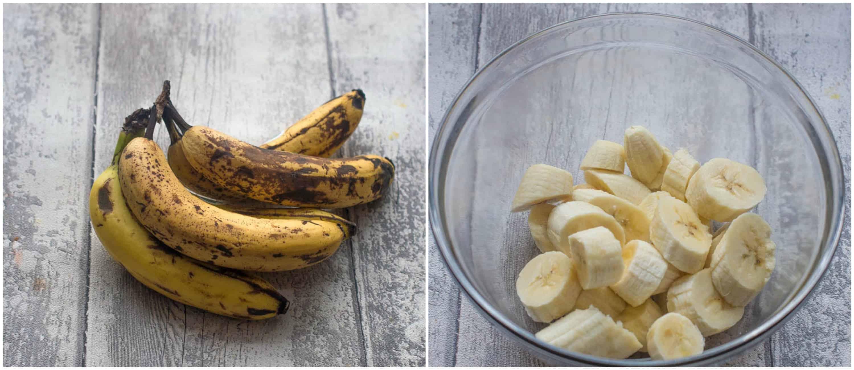 jamaican banana fritters steps 1-2