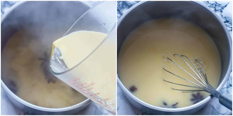 Akasan Haitian cornmeal drink steps 5 6 - Akasan (Haitian cornmeal drink)