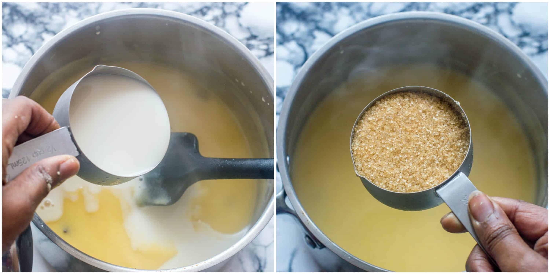Akasan Haitian cornmeal drink steps 7 8 - Akasan (Haitian cornmeal drink)