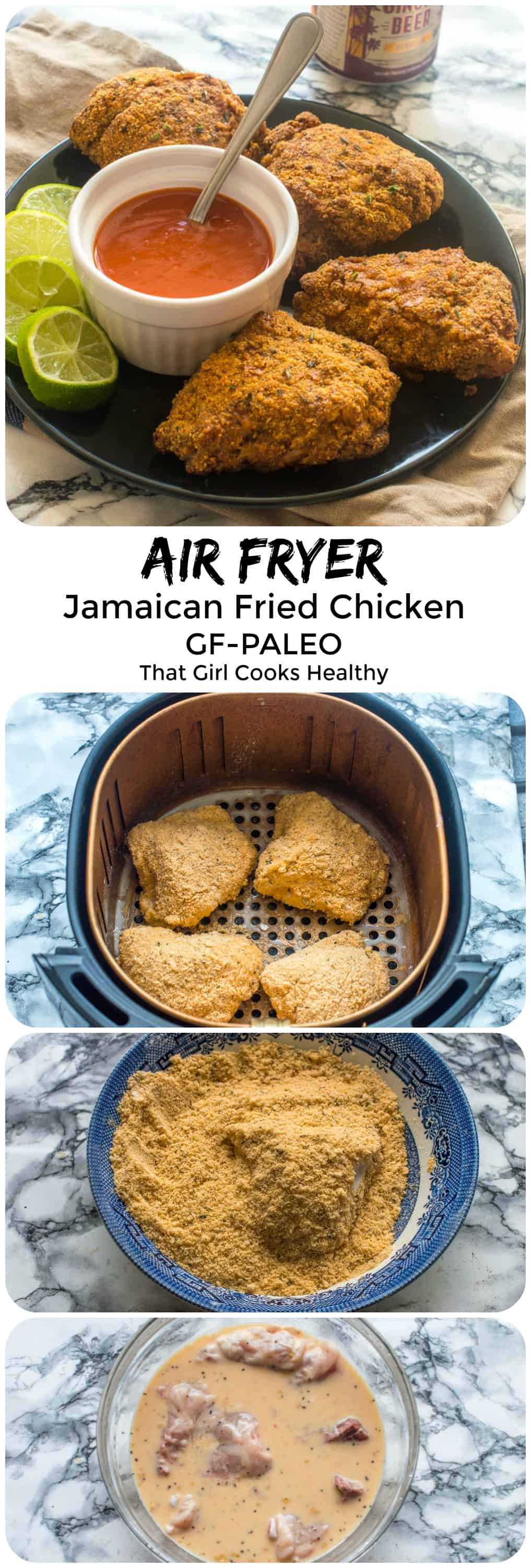 jamaican fried chicken