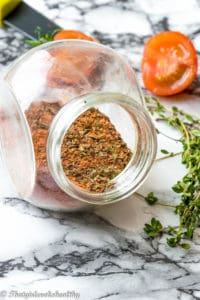 How to make beef stew seasoning mix