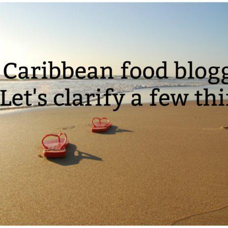 Caribbean food pin 450x450 - Caribbean foodie 101