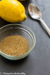 Learn how to make lemon pepper seasoning from scratch