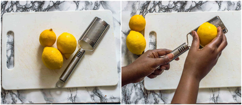 Lemon pepper steps 1-2