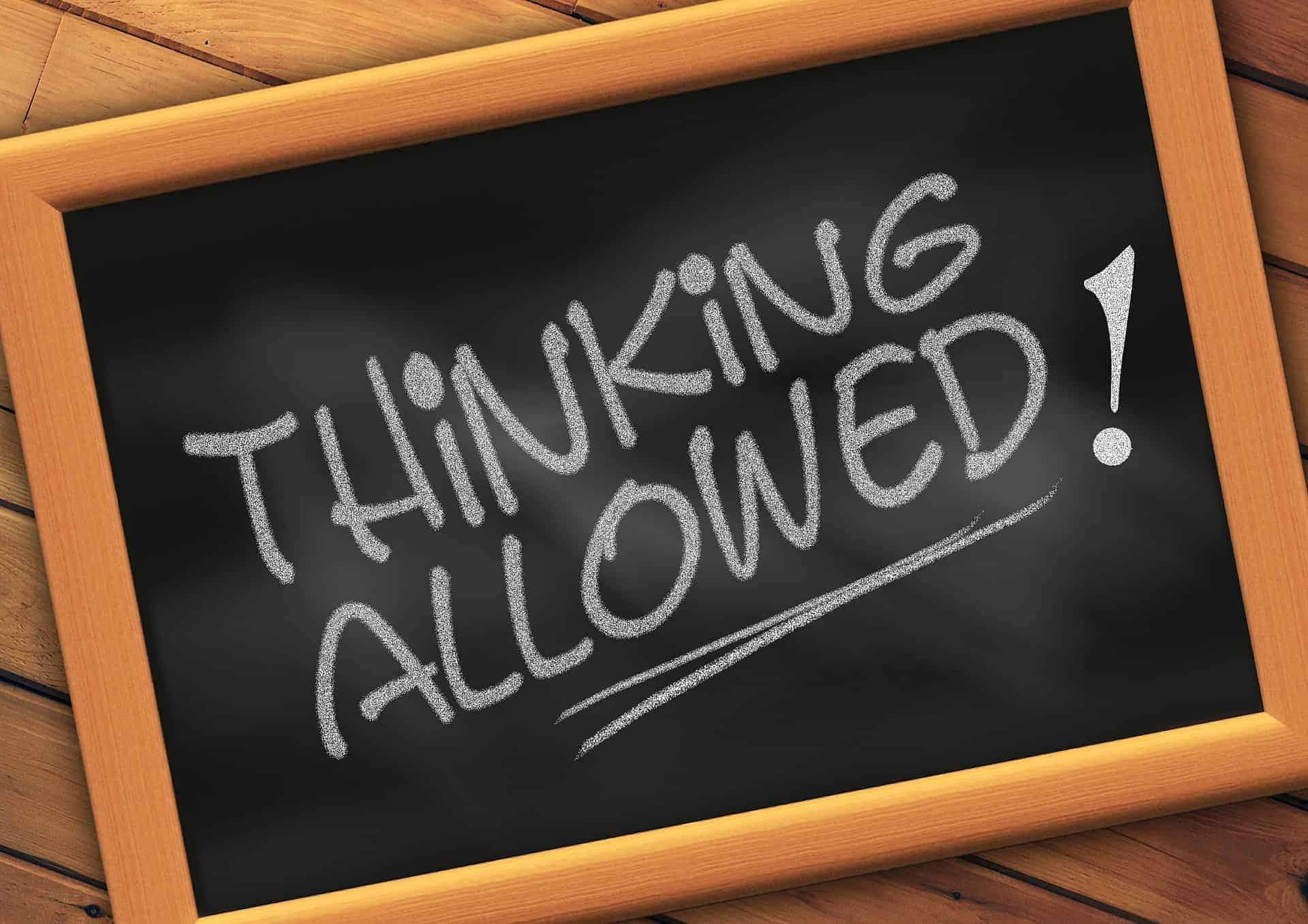 Thinking board