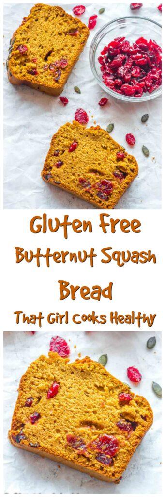 Butternut squash bread pin