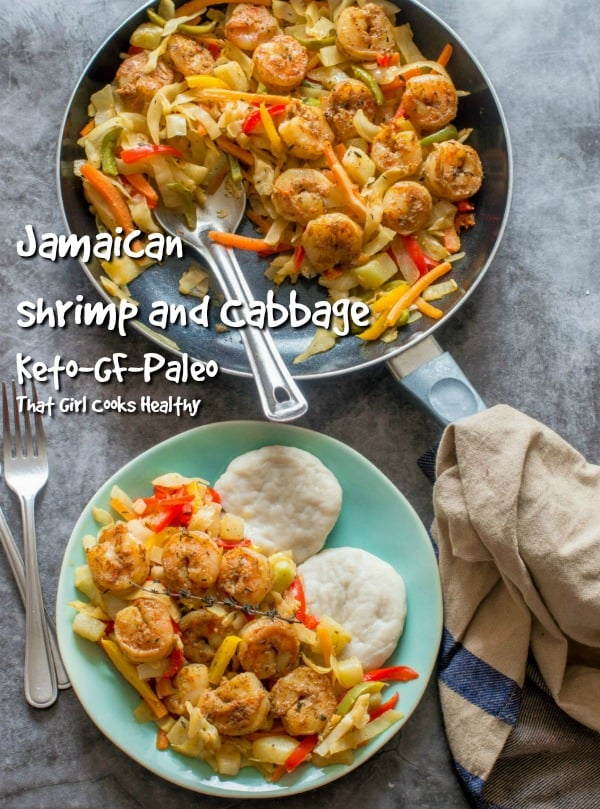 Shrimp and cabbage short pin