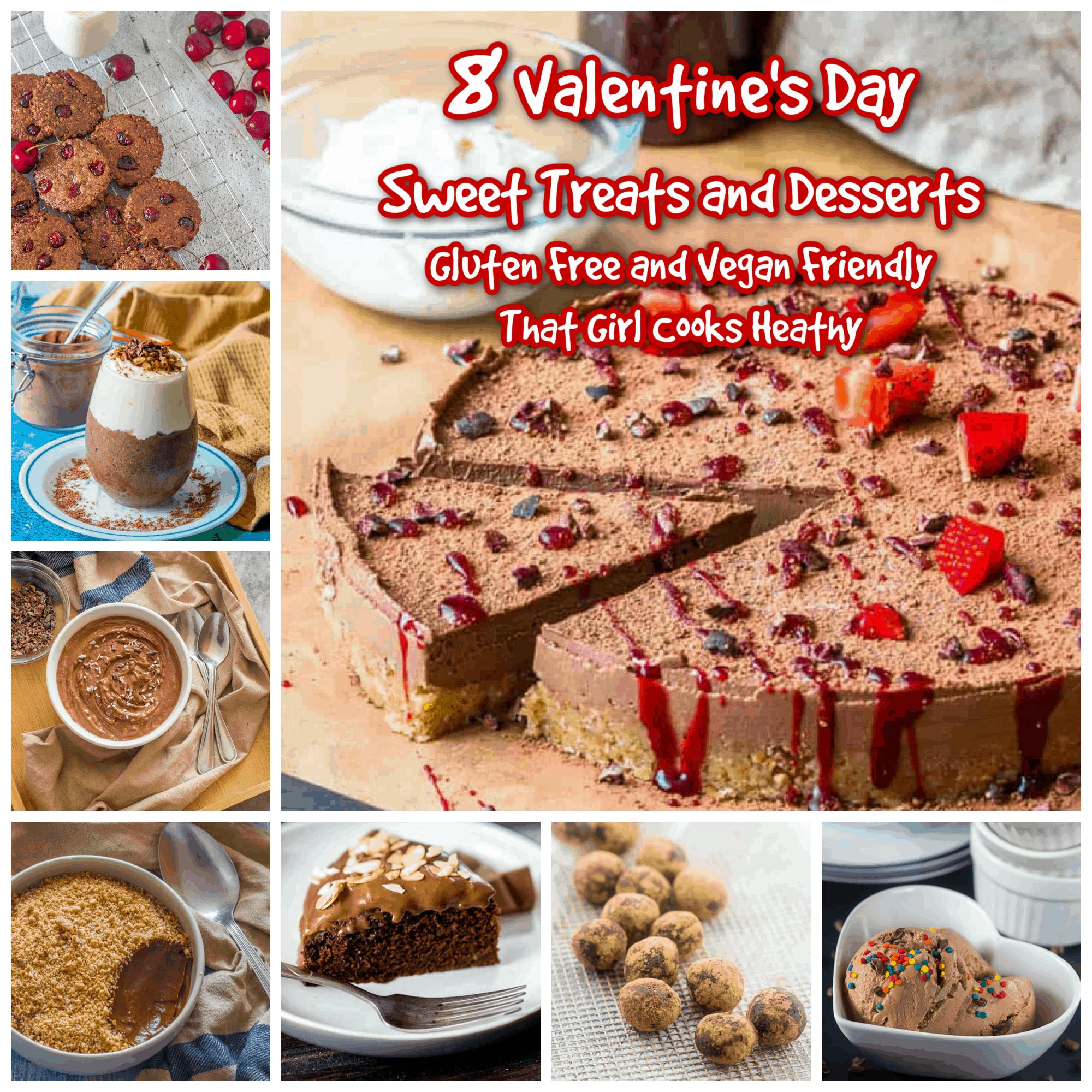 8 valentines sweet treats and desserts