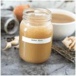 stock in a mason jar