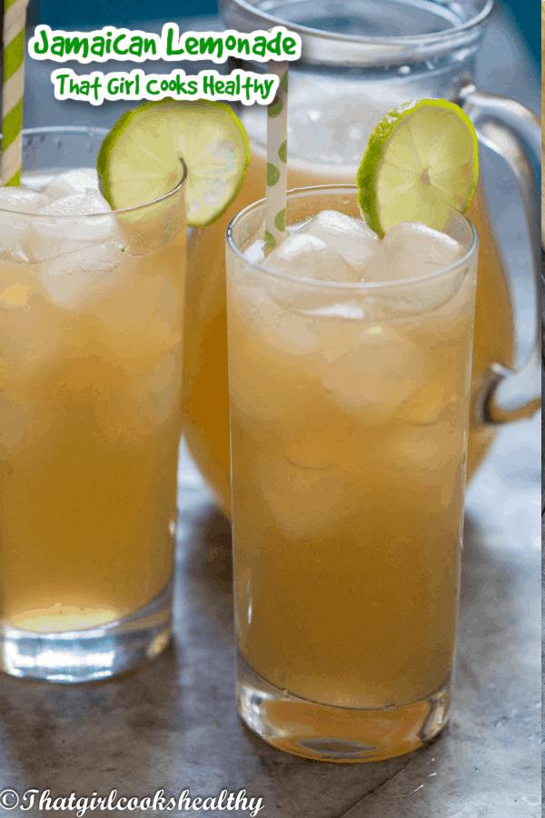 short lemonade pin