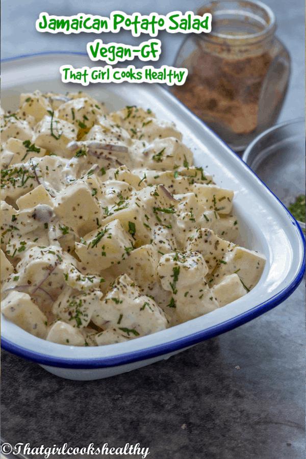short pin potato salad